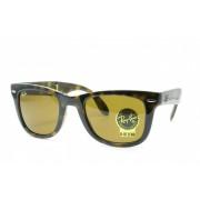 Ray-Ban Ochelari de soare unisex Wayfarer Folding Ray-Ban RB4105 710