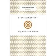 Strategic Intent by Gary Hamel