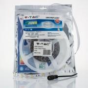 Fita LED 4,8W/m 3000K SMD5050 30LEDs/m 12V IP20 (5 metros)