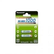 Panasonic Ni-Mh High Capacity AAA 930 mAh 2szt.