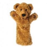Papusa De Mana Stil Manusa Urs Brun - The Puppet Company