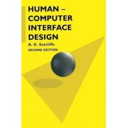Human-computer Interface Design by A. G. Sutcliffe