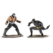 Schleich North America Batman vs Bane Scenery Pack Toy Figure
