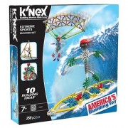Cool Extreme Sports builds-Build a hang glider surfer jet skier and more-10 building ideas-All Classic KNEX pieces M