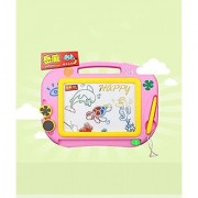 Magnetic Erasable Colorful Drawing Board Large Size Doodle Sketch by YueWei