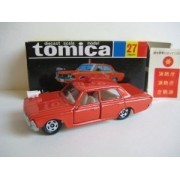 30th Anniversary TOMY Tomica 27 crown fire chief car (black box) (japan import)