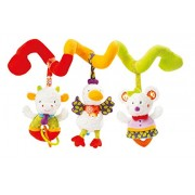 fehn 70187 Baby juguete Activity - Espiral Fluo 'kiddos