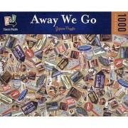 Away We Go 1000 Piece Puzzle