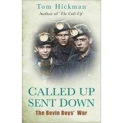 Called Up, Sent Down by Tom Hickman