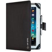 Techair TAXUTSK009-Custodia, pellicola proteggi schermo e pennino capacitivo per tablet nero 10 pollici