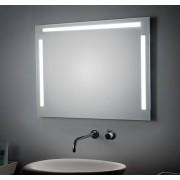 KOH-I-NOOR T5 Spiegel mit Ober- und Seitenbeleuchtung, B: 160 cm, H: 80 cm 45924