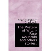 The Mystery of Witch-Face Mountain and Others Stories. by Charles Egbert Craddock