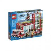 LEGO City - Remiza strażacka 60004 [KLOCKI]