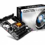Placa de baza ASRock N68-GS4-FX Socket AM3+