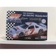Alan Kulwicki's Racing Thunderbird Race Car Kit by Alan Kulwicki