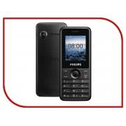 Сотовый телефон Philips E103 Xenium Black
