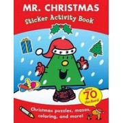 Mr. Christmas: Sticker Activity Book