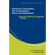 Advances in Economics and Econometrics: Theory and Applications: Seventh World Congress v. 2 by David M. Kreps