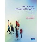 Methods in Human Geography by Robin Flowerdew