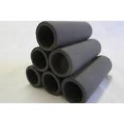 Tub ceramic negru 6 bucati