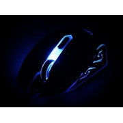GEMBIRD MUSG-001-B Gaming mis opticki illuminated blue