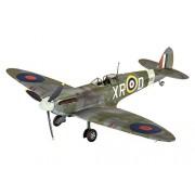 Revell 63959 - Set modellino Spitfire Mk.II in scala 1: 48, Modellino, accessori