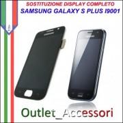 Sostituzione Riparazione Cambio Assemblaggio Display Lcd Vetro Rotto Samsung Galaxy S Plus I9001 GT-I9001