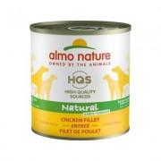 Almo Nature Legend Chicken Fillet Adult Grain-Free Canned Dog Food, 9.88-oz, case of 12