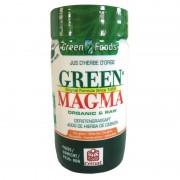 Green Magma poudre de jus d'herbe d'orge Celnat 80 g