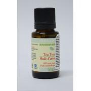 Melaleuca - Tea Tree Oil (Ulei esential din arbore de ceai) - antiseptic, antimicrobian, antimicotic, antistafilococic