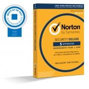 Norton Security Deluxe 5-Devices 1jaar