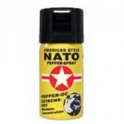 Obranný pepřový sprej NATO 40 ml - DOPRODEJ