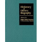 Ralph Waldo Emerson by Distinguished Professor of English and American Literature Ronald A Bosco