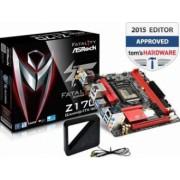 Placa de baza AsRock Fatal1ty Z170 Gaming-ITX AC Socket 1151