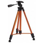 Rollei Fotopro DIGI 9300 stand cu cap 3D + geantă (portocaliu)