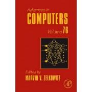 Advances in Computers: Volume 76 by Marvin V. Zelkowitz