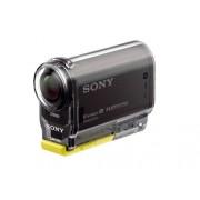 Sony HDR-AS30V Action Cam - Videocámara de 11.9 Mp (estabilizador de imagen, vídeo Full HD 1080p, WiFi, NFC)