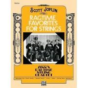 Ragtime Favorites for Strings by Scott Joplin