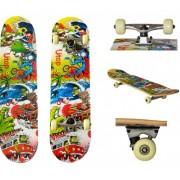 Skateboard Sportmann ColorFull