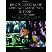 Encyclopedia of African American History: 5-Volume Set by Paul Finkelman