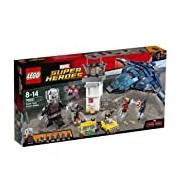 LEGO Super Heroes 76051 Captain America Civil War Super Hero Airport Battle Playset
