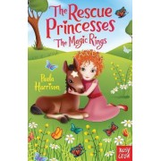 The Rescue Princesses: The Magic Rings by Paula Harrison