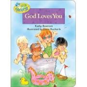 God Loves You by Kathleen Bostrom