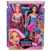 Barbie Rock 'N Royals Princess Courtney & Erika Doll Set