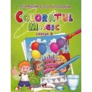 Coloratul magic cartea 2 - Ne amuzam si cu apa coloram