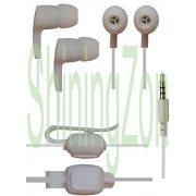 3.5mm In Ear Earbud Stereo Sound Noise Free Earphones Headphone Mini Size HandsFree Headset with Mic For Honor Holly 2 Plus