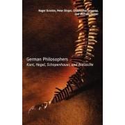 German Philosophers by Roger Scruton