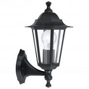 EGLO Muurlamp voor buiten Laterna 4 omhoog 60 W zwart 22468