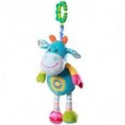 Плюшена играчка за кошарка и количка Кравичка - 1135 Babyono, 9070065