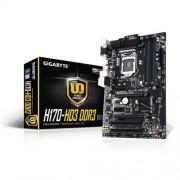 MB GIGABYTE H170-HD3 DDR3 (rev. 1.0)